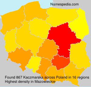 Kaczmarska