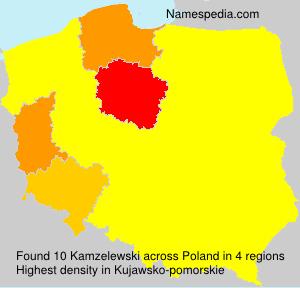 Kamzelewski
