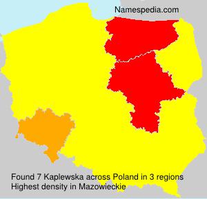 Kaplewska