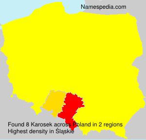 Karosek
