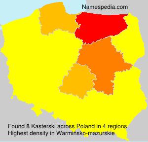 Kasterski