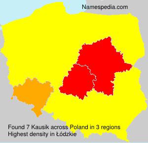 Kausik