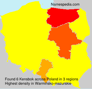 Kensbok