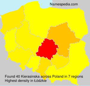 Kierasinska