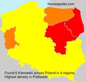 Kierowski