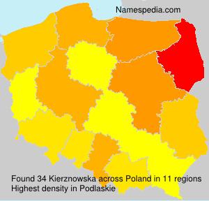 Kierznowska