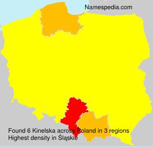 Kinelska