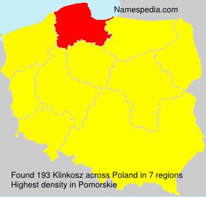 Klinkosz