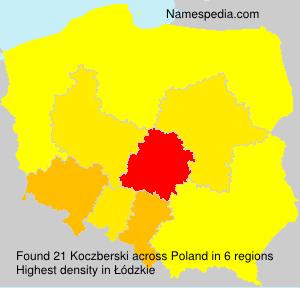 Koczberski