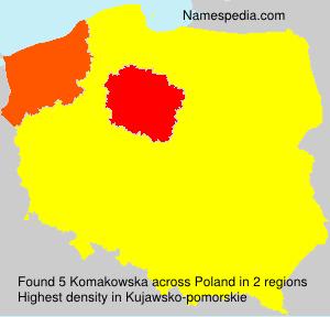 Komakowska