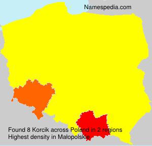 Korcik