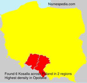 Kosalla