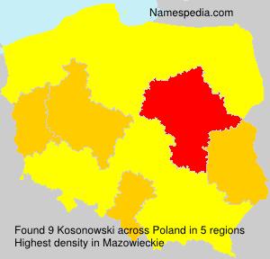 Kosonowski