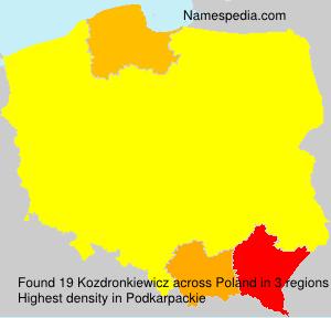 Kozdronkiewicz