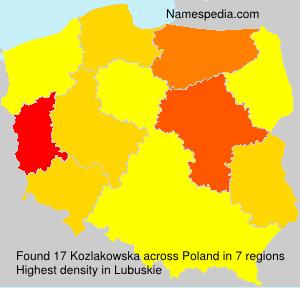 Kozlakowska