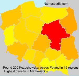 Kozuchowska