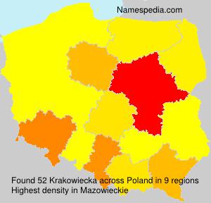 Krakowiecka