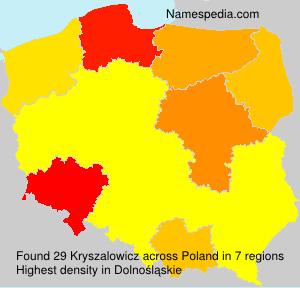 Kryszalowicz