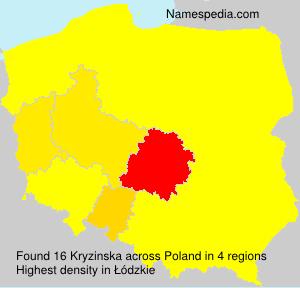 Kryzinska