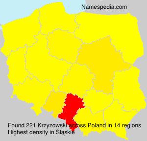 Krzyzowski