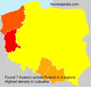 Kustorz