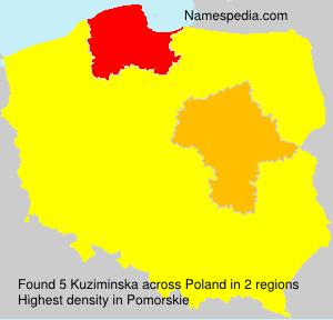 Kuziminska