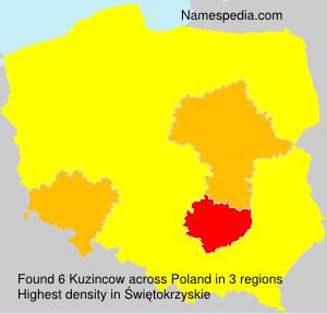Kuzincow