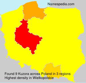 Kuzora