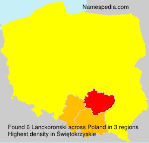 Lanckoronski