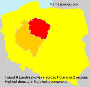 Landyszkowska