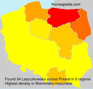 Laszczkowska