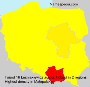 Lesniakiewicz
