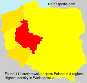 Lesnierowska