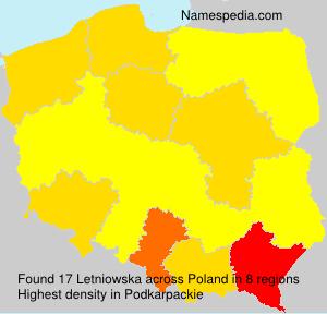Letniowska