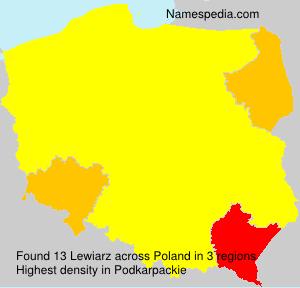 Lewiarz