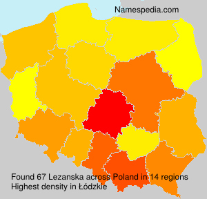 Lezanska