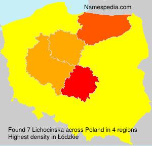 Lichocinska