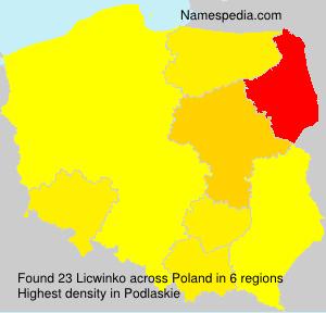 Licwinko