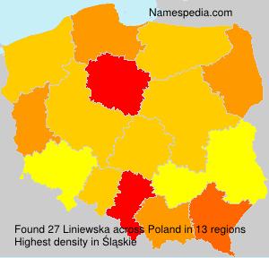 Liniewska