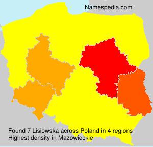 Lisiowska