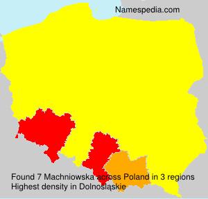 Machniowska