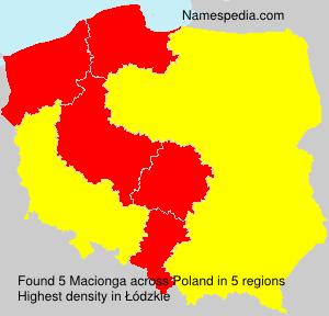 Macionga