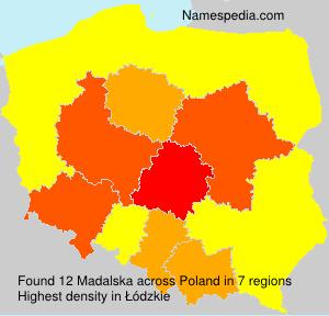 Madalska