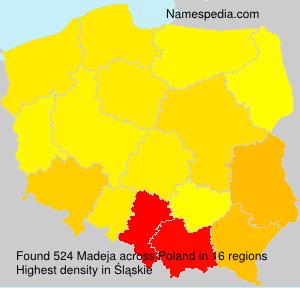 Madeja