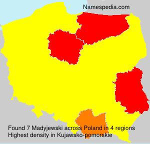 Madyjewski