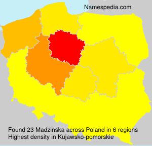 Madzinska