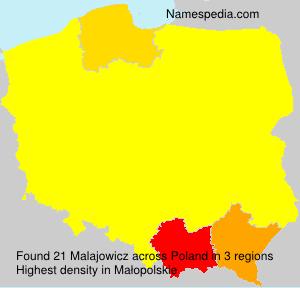 Malajowicz