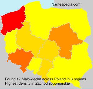 Malowiecka