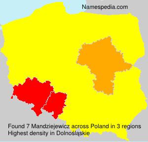 Mandziejewicz