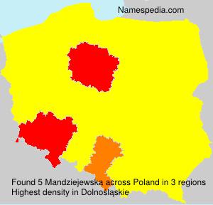Mandziejewska